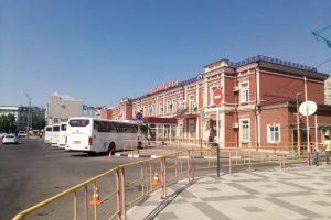 Автовокзал Краснодар